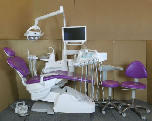Anthos Classe A3 Plus International Delivery Unit Dental Chair Dentist Suite